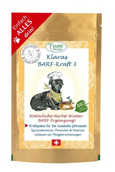 Klaras BARF-Kraft 3